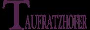 Violettes Logo Weinbau Normann Taufratzhofer